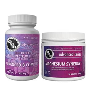 Save 15% on AOR Vitamins