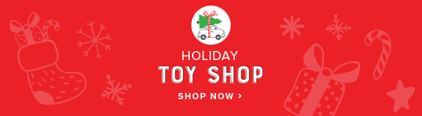 Shop Our Holiday Toy Shop