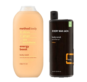 Save up to 20% on Body Wash