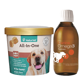 Save 10% on Dog Supplements