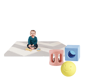 Save 15% on our Favourite Tummy Time Toys