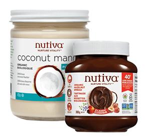 Save 15% off Nutiva