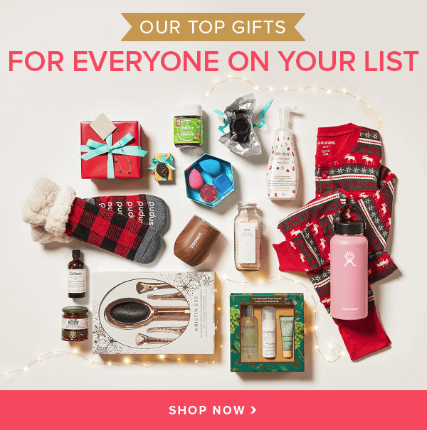 Our Top Gifts for everyone on your list