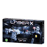 Laser X Double Gaming Set