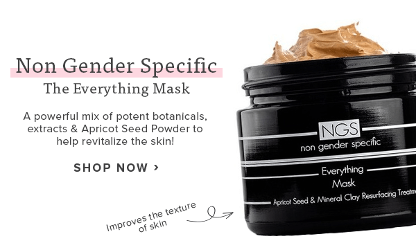 Non Gender Specific The Everything Mask