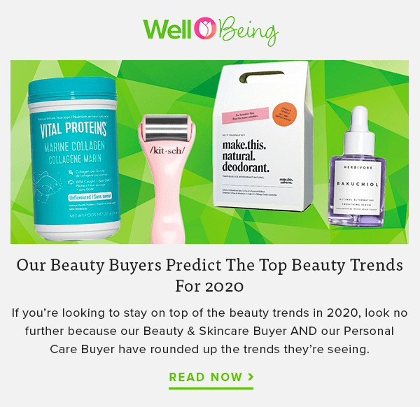Beauty Buyer predicts the 2020 Beauty Trends