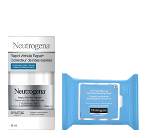Save 20% on Neutrogena