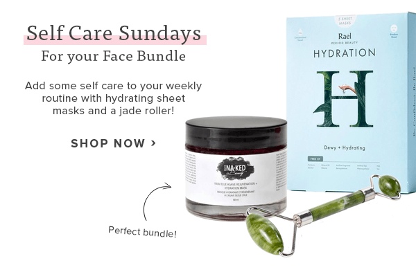 Self Care Sundays - For your Face Bundle