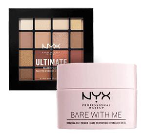 Save 25% on NYX Cosmetics